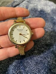 Precision Gruen Classic Watches, Made In Usa Has Singapore Movement