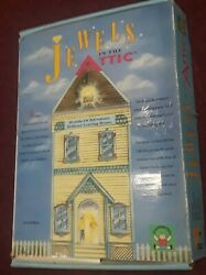 Vintage Jewels In The Attic Game By Discovery Toys 1992 Complete Set