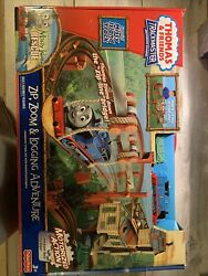 Thomas And Friends Trackmaster Zip Zoom And Logging Adventure 2010
