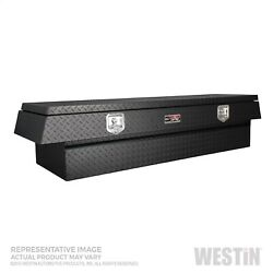 Westin 80-tb400-72-bt Brute High Cap Stake Bed Contractor Tool Box