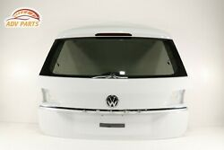 Volkswagen Atlas Tailgate Liftgate Shell Panel And Glass And Light Oem 2018 - 2020✔️