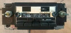1978-1980 Corvette Am-fm Stereo Radio With Cb...this Radio Is Tested And Works