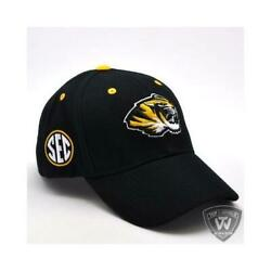Missouri Tigers Mizzou Top Of The World Triple Conference Hat