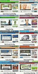 Wordpress Websites - Clickbank Adsense.you Get All Of Them One Low Price