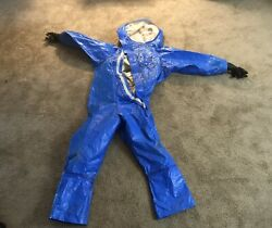 Life Guard Responder Level A Encapsulated Suit Ppe Training Only