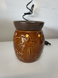 Scentsy Warmer Full Size Retired Used Mountpelier