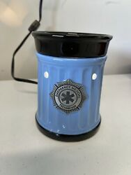 Scentsy Warmer Full Size Retired Used EMT