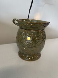 Retired Scentsy Warmer Full Size New Cyprus