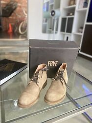 Frye Bowery Chukka Men's Size 11 M Color Faded Fatigue.vintage Never Worn In Box