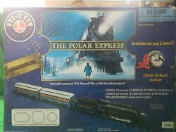 Lionel Exclusive Polar Express Christmas 🎄 Train Set Bell Remote Control New