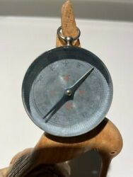 Wwii Japanese Compass Metal Collectible Army Navy Tool Collectible