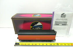 Mth 20-3037 Southern Pacific Daylight Auxiliary Water Tender For Gs-4 - Nib