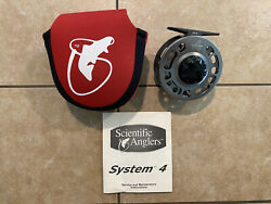 Scientific Anglers System 4 Fly Reel