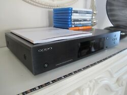 Oppo Udp-203 Blu-ray Player/remote/manual/hdmi Cable/7+ Bluray Movies