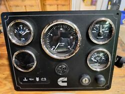 Cummins Control Panels .... Custom Made W/ Gauges And Wiring Harness ... New