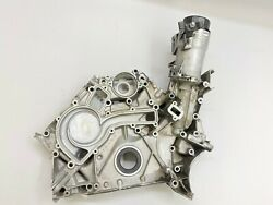 Mercedes Benz W211 E55 S55 Cls55 Amg 03-06 Engine Motor Timing Cover Oem M113k