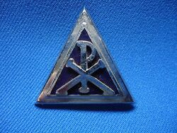 South Africa Army Military Chaplain Priester Padre Shoulder Emblem Insignia 38mm