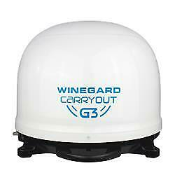 Winegard Gm-9035 Satellite Tv Antenna Carryout G3 Compatible With Dish Directv