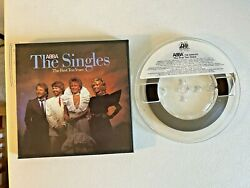 Abba The Singles-the First Ten Years Reel To Reel Tape 3 3/4 Ips 4 Track