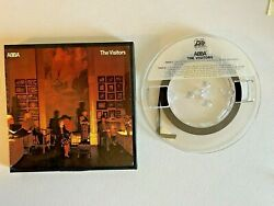Abba The Visitors 4-track Stereo Reel To Reel Tape 3-3/4 Ips Untested 1r1 7375