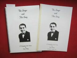 The Singer And His Song. A Discography Of Sam Browne. [2 Volumes] Wolsey Barry