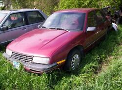 89 Chevrolet Corsica Being Parted Out--- Many Parts--