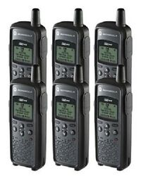 6 New Motorola 900 MHz DTR410 RADIOS & CHARGERS & HOLSTERS   SUPERIOR COVERAGE