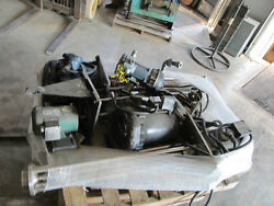 Baldor And Reliance 7.5 Hp Explosion Proof Pump With Stainless Pumps