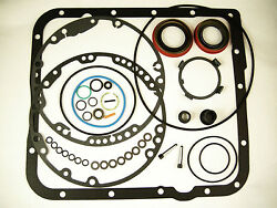 700r4 External Gasket And Seal Kit With Pump Retainer 4l60 Transmission