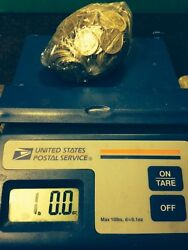 Buy Now Lot Old Us Junk Silver Coins 1 Pound Lb Pre-1965 Readable Dates