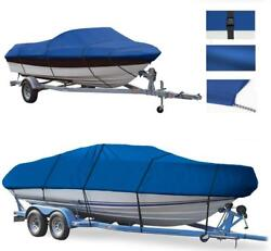 Boat Cover Fits Crestliner Pro Am 1810 1994 Trailerable Heavy-duty