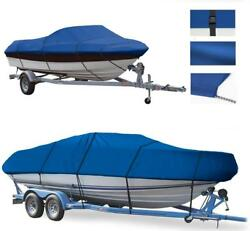 Boat Cover Fits Fisher F 20 Fs With Port Troll Mtr O/b 1997