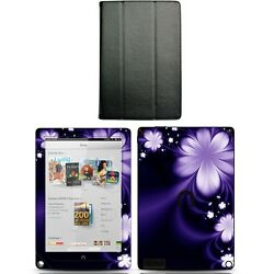 Genuine Leather Case Cover For Barnes Noble Nook Hd 9 Inch + Skin Accessory B01