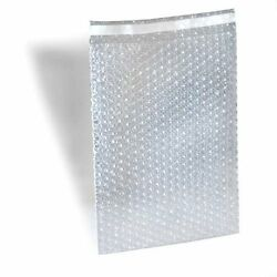 1100 4 X 7.5 Clear Bubble Out Bags Protective Wrap Pouch Self Seal 4x7.5 1000 +