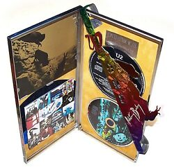 U2 Achtung Baby+ Cds One Cd Metalbox 7/8 Worldwide Only New Mint Last Copy