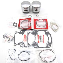 Arctic Cat Top End Engine Rebuild Kit - 1993-2000 700 ZR ZL WC PS - 5639-963
