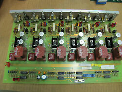 Schlafhorst Driver Circuit Board Card 172-655-073 172-655073 172655073