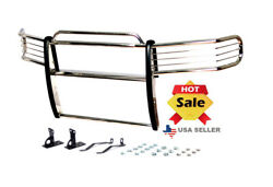 2003-05 Dodge Ram 2500 3500 Chrome Bumper Grille Grill Guard In Stainless Steel