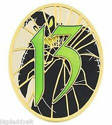 Disney Pin Oogie Boogie 13 Event Countdown Villain Nightmare Before Christmas Le