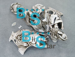 Fairing W5 With Tank Seat Cover Fit Hayabusa Gsx-r1300 Gsxr1300 1997-2007 103