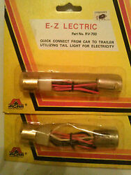 1 Rv-z Lectric 03 Connect From Car To Trailer For Tail Light For Electricity