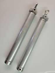 1965-1968 Ford Galaxie Convertible Top Cylinders - Usa- 7 Year Warranty- Pair