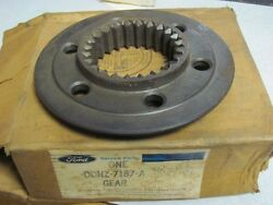 Nos Ford Truck 4th To 5th Gear Syncro Sliding Clutch D0hz-7187-a