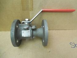 Watts Size 1 Class 150 Stainless S/s Flange Gate Valve 2501 212a Mi 2501 212ami