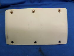 Beechcraft C/d/e55 And 58 Baron Induction Filter Cover Access Panel