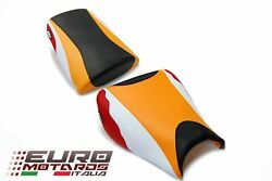 Luimoto Repsol Edition Seat Cover Set Front And Rear For Honda Cbr1000rr 2004-2007