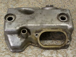 1983 HONDA VT500C SHADOW FRONT CYLINDER HEAD VALVE COVER