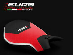 Luimoto Designer Tec-grip Seat Cover Rider Only For Ducati 1199 Panigale R