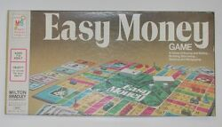 Easy Money Board Game Milton Bradley Game Of Buying And Selling 1974 100 Complete