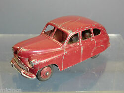 dinky toy model no 40e vanguard saloon